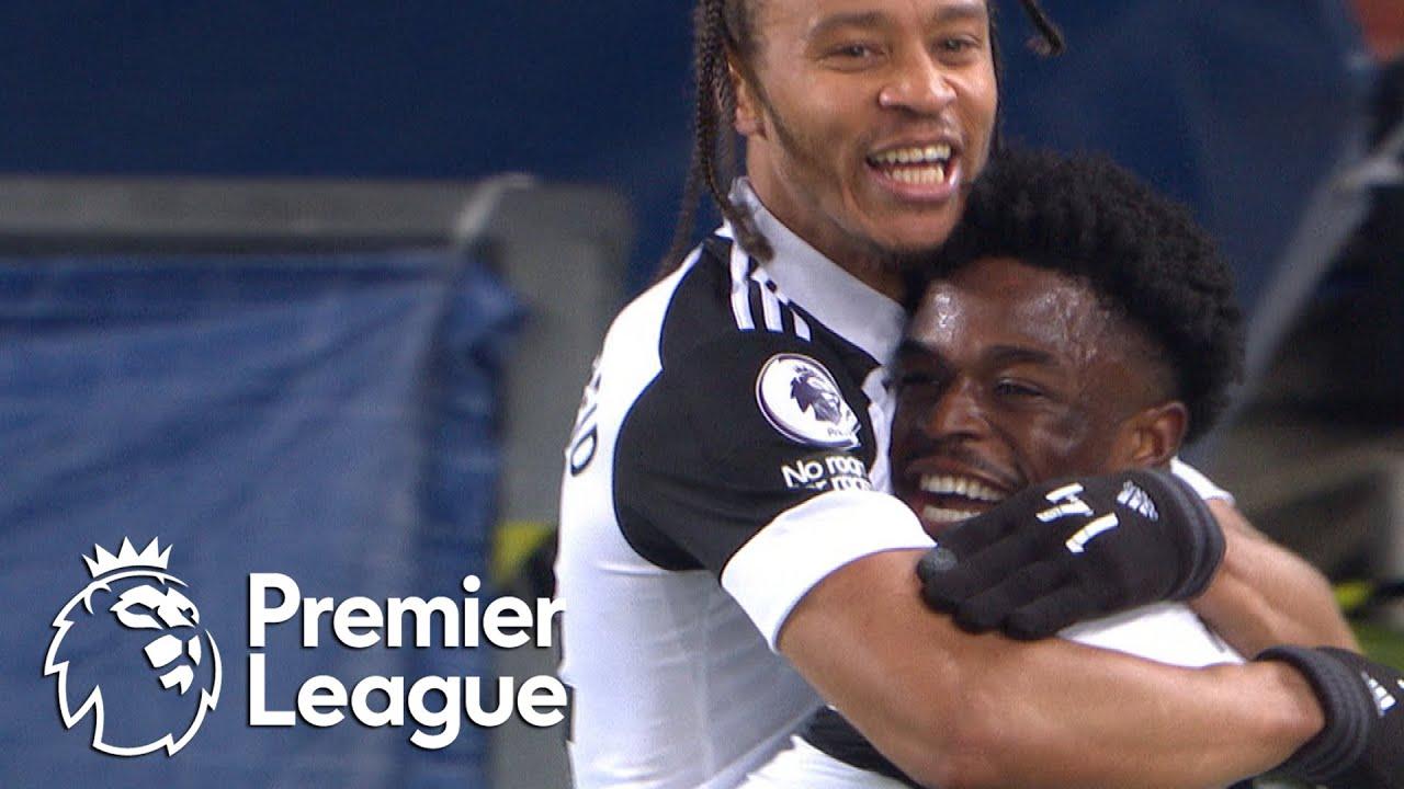 Josh Maja strikes again to double Fulham advantage over Everton | Premier League | NBC Sports