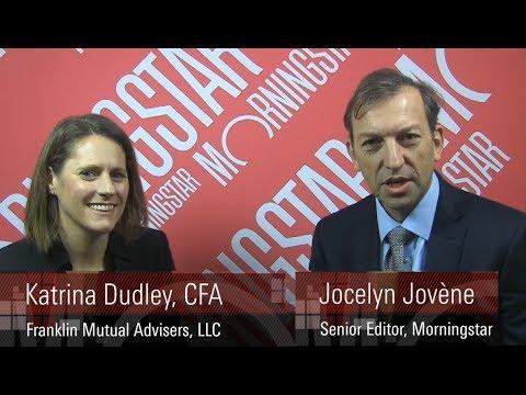Interveiw de la gérante Katrina Dudley du fonds Franklin Mutual European Fund.