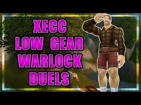 Xecc Low Gear Lock Duels@Monster-WoW