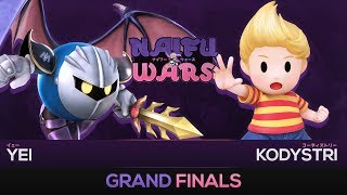 Grand finals of Naifu Wars #8! This event had 190 entrants. Full re...