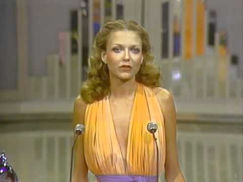 Susan Blakely 1977 Peoples Choice Awards
