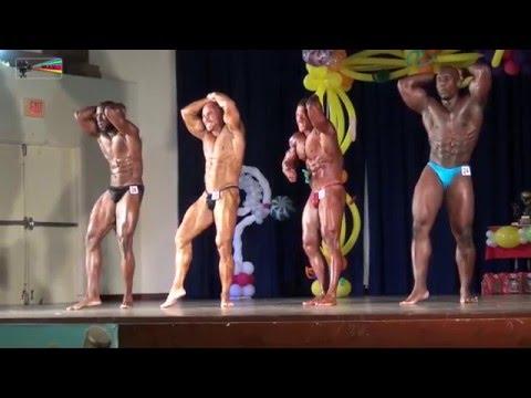 Highlights Mr  Hercules Beautiful Body 2015 by miv.tv curaçao