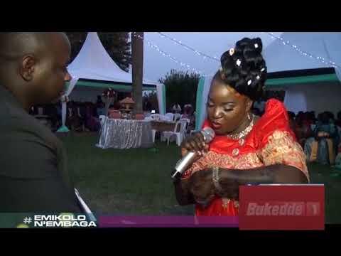 Emikolo n'Embaga; Jane Ajambo ayanjula Deogratious Kyanga