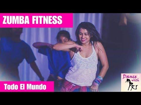TODO El MUNDO - Zumba Fitness Workout | Dance With Pri | ZIN 75