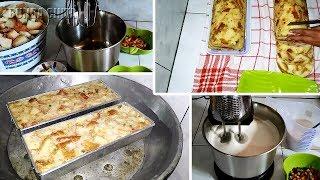 Resep Bolu Kukus Roti Tawar Enak dan Sederhana