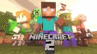 Minecraft Mod: MINECRAFT 2?! (Novas Animações // Mo