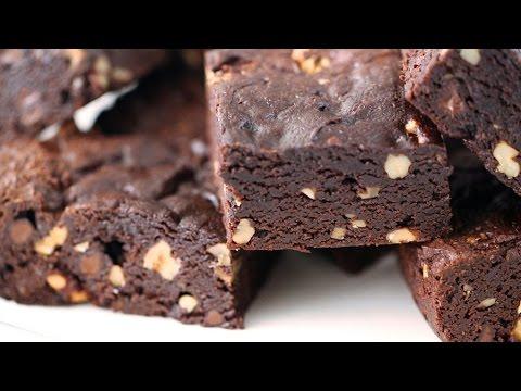 Triple Chocolate Slow Cooker Brownies - Martha Stewart