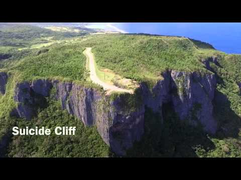 Saipan Aerial Tour