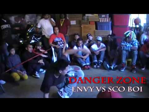 DANGER ZONE: Envy VS Scoboi RD 1&2