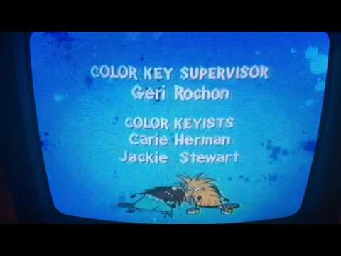 The Angry Beavers End Credits