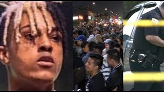 XXXTENTACION UPDATE: More Details Of Incident Disclosed and People Show LOVE at His WAKE