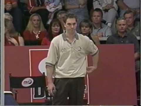 2001 PBA Peoria Open: Semi 1: Brian Voss vs Kurt Pilon part 2