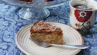 Apple Tea Cake Recipe!