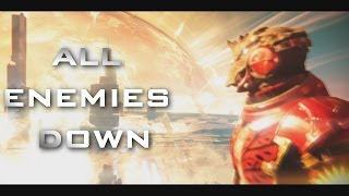 All enemies down - A Destiny montage (Trials of Osiris/Crucible) Year 1