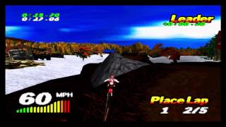VMX Racing PSX (Playstation) Championship - 04 - New England Enduro