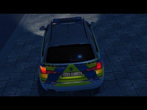 Autobahn Police Simulator 2 - Suspect throwing rocks off bridge at cars