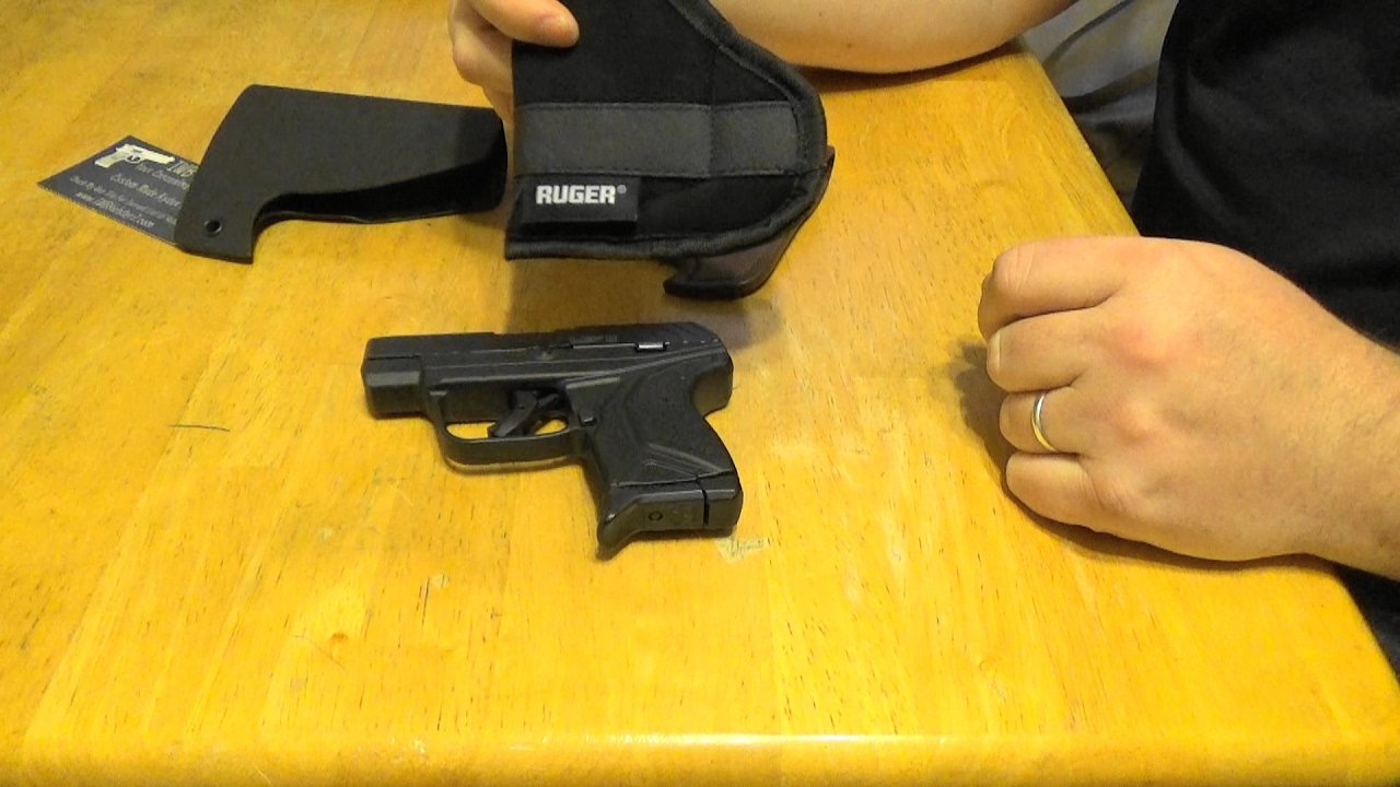 Choosing A Pocket Holster For My Ruger Lcp Ii