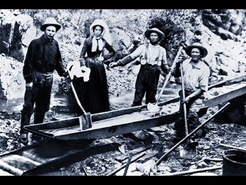 Inside The California Gold Rush Of The 1800's | Full Documentary