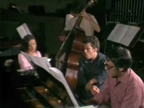 Crystal Gayle - One From the Heart film soundtrack backstage making of