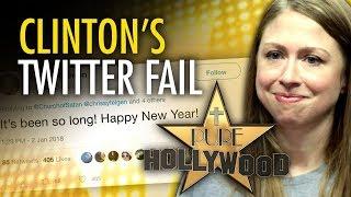 "Chelsea Clinton wishes Church of Satan a ""Happy New Year"" | Ben Davies"