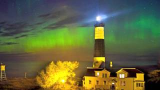 Todd and Brad Reed's Northern Lights experience