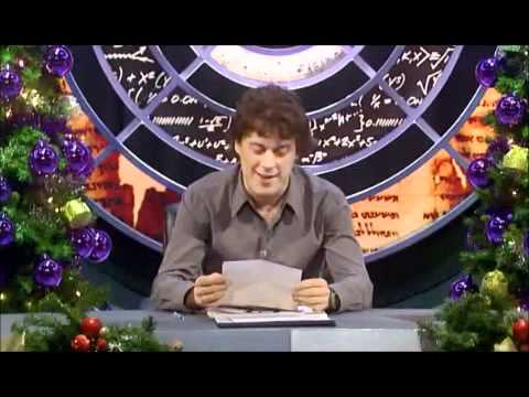 QI- Alan becomes Quizmaster