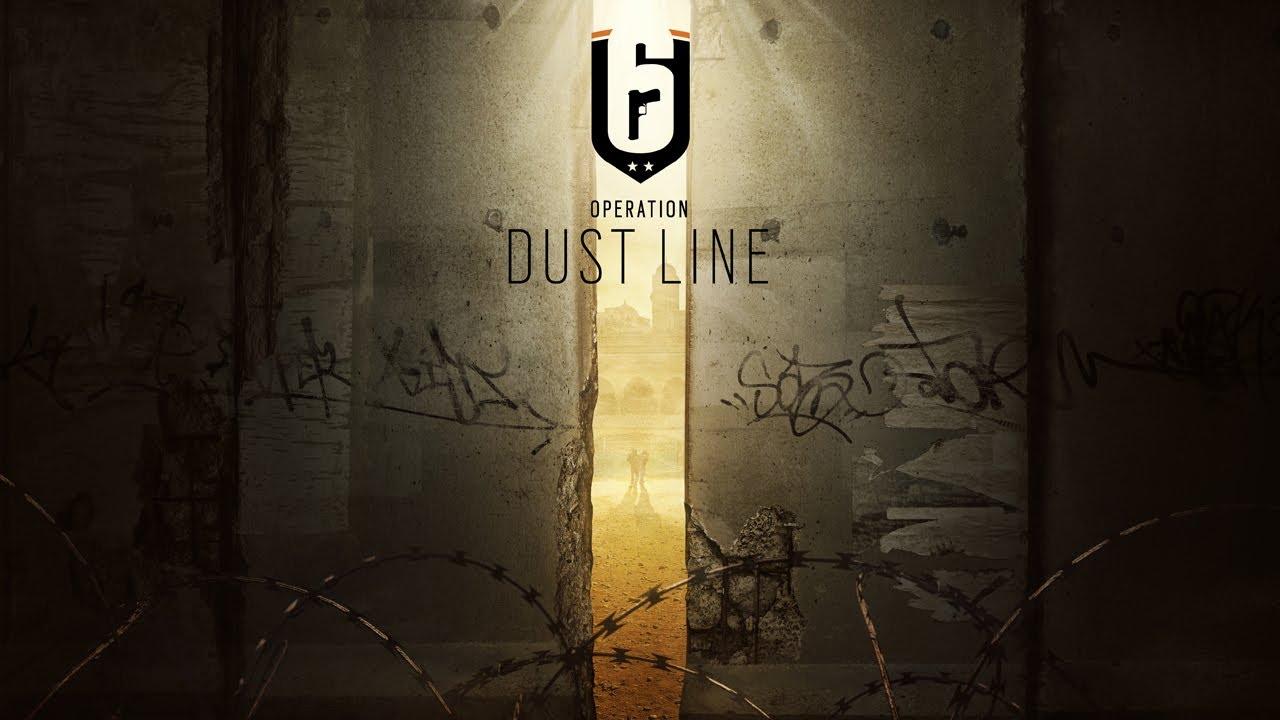 Rainbow Six Siege《虹彩六號:圍攻行動》塵土戰線行動預告片 / Operation Dust Line Trailer [中文字幕] - Ubisoft SEA - YouTube