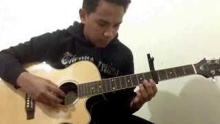 Wrecking Ball - Miley Cyrus (Fingerstyle Cover)