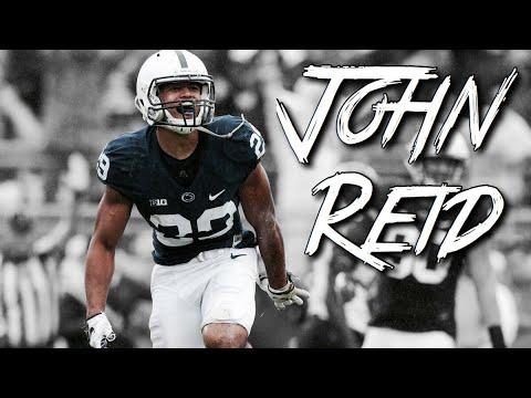 "The Comeback ᴴᴰ || John Reid Highlight Mix || Penn State CB #29 || ""God's Plan"""