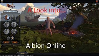 A Look into Albion Online in 2018