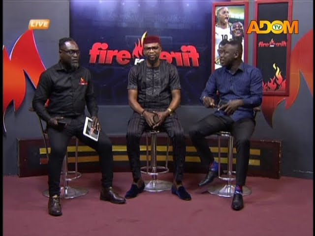 Commentary Position - Fire 4 Fire on Adom TV (19-2-19)