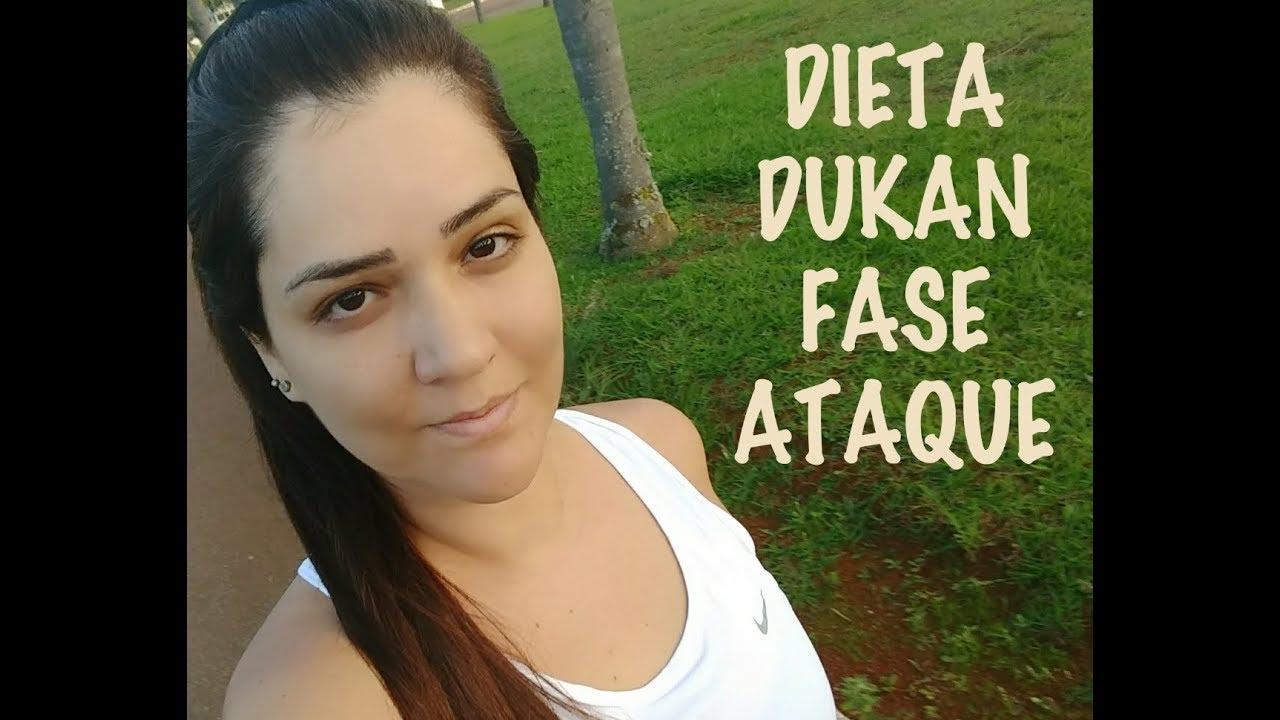 dieta dukan fase ataque antes e depois