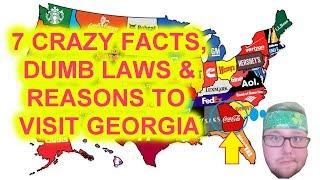 Weird Laws In Georgia