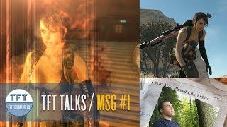 TFT Talks: Metal Gear One - The Quiet Phantom
