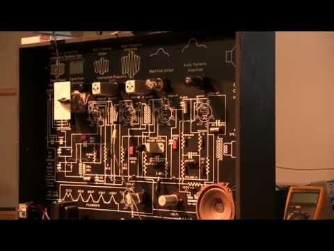 #242: How to use an oscilloscope. Plus, seeing signals in antique radios | NJARC