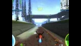 gameplay A.I.M Racing EclairCat