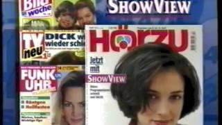 Werbung 1995 in SAT.1