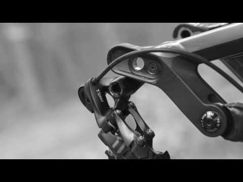 Canyon Sender CF - Wheelbase adjust