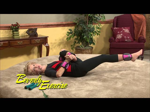 Beverly Exercise - Strengthen The Back!