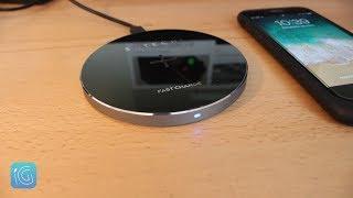 Rechargez votre iPhone X/8 sans fil avec le chargeur Satechi !