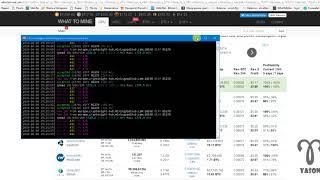 Майнинг монеро MONERO (XMR) на Nvidia c Батником. Новый алгоритм CryptoNightV7