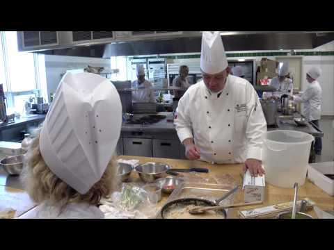 Culinary Boot Camps at the Culinary Institute of Canada
