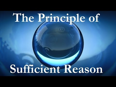 The Principle of Sufficient Reason: An Appropriate Presupposition of Reason Itself