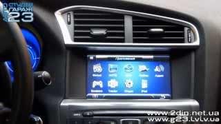 видео Как подключить магнитолу с навигатором: описание и прошивка аудиосистемы с GPS-навигацией