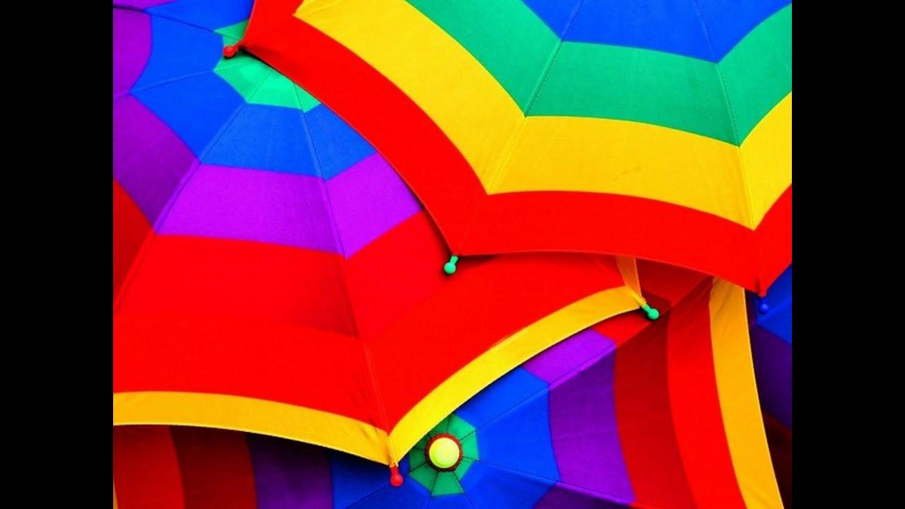 Как сделать кукольный зонтик 556