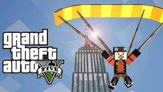 minecraft gta v   grand theft auto 5 mod ep 8 buying the empire state building gta 5