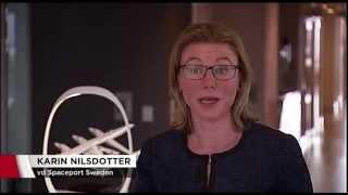 Rymdturism snart verklighet i Sverige