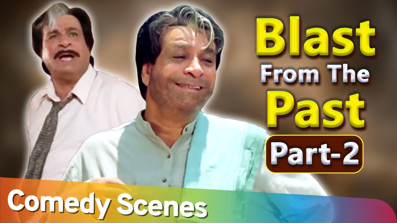 Download Blast from the Past | Back To Back Best Scenes of Kader Khan - Dulhe Raja | Part 2 | Johny Lever