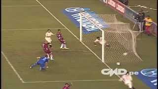 Universitario 3-1 Inti Gas (Fecha 35 - Copa Movistar 2013)