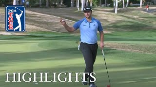 Jon Rahm's extended highlights | Round 2 | CareerBuilder
